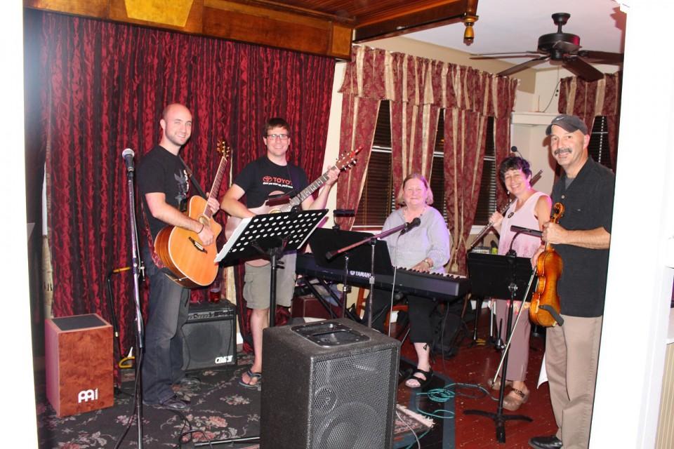 Westlawn Inn Summer 2014